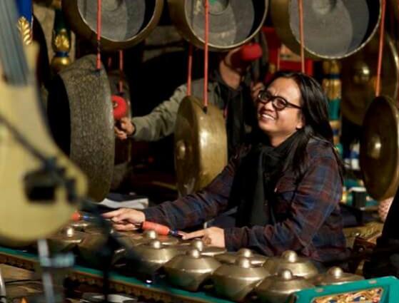 Sang Maestro Gamelan Kontemporer Ngawi Pukau Panggung London