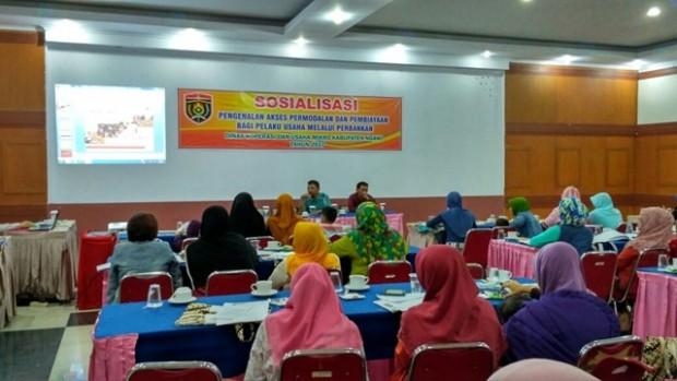 KangenNgawi Siap Pasarkan Aneka Produk UKM Ngawi