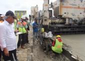 Tol Ngawi-Nganjuk Ditarget Siap Beroperasi Akhir 2017