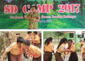 SD Camp 2017 Menginspirasi untuk Giat Belajar