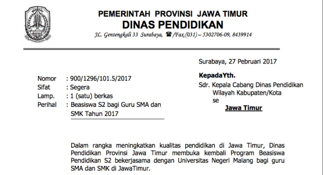 SE-Beasiswa-S2-Guru-SMA-SMK-Jatim-2017