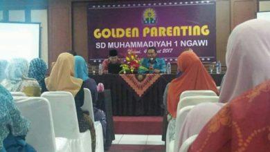 Photo of Golden Parenting SD Muhammadiyah 1 Ngawi