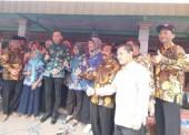 Dukung Pembangunan Infrastruktur, Ibas Kunjungi Realisasi Program PISEW di Ngawi