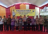 DPRD Ngawi dukung Kapolres Ngawi Membuat Polsek Mandiri di Kasreman dan Gerih