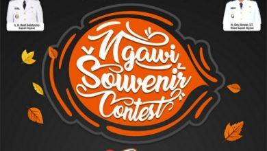 Photo of Ngawi Souvenir Contest 2017