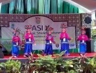 Kecamatan Paron Raih Juara Umum di Fasi X Ngawi 2017