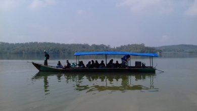 Photo of Kebersamaan dan Keceriaan Siswa – Siswi SMPIT Harum di Waduk Pondok