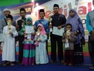 Alhamdulillah 6 Piala Diraih Ngawi dalam FASI X Jawa Timur