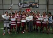 Joyo Baru Juarai Siswanto Cup Ngawi