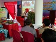 Evaluasi Revitalisasi Kecamatan Sayang Ibu, IIDI Sosialisasikan Perawatan Bumil