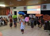 Desainer Ngawi Pentaskan Batik di Panggung Belanda