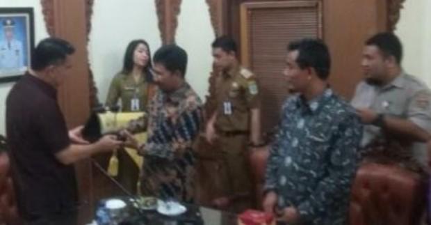 Sharing Tatanan Pegawai, Sarjono Bawa Tim DPRD Kunjungi Kota Jambi
