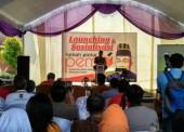 KPU Ngawi Launching Rumah Pintar Pemilu Radjiman Wedyodiningrat