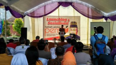 Photo of KPU Ngawi Launching Rumah Pintar Pemilu Radjiman Wedyodiningrat