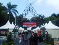 Inilah Denah Stand Festival Kuliner Khas Ngawi 2017