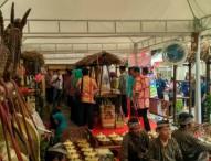 Stand UPK DAPM Ngawi Suguhkan Kuliner dan Budaya