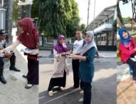 Aksi 215 Nasyiatul Aisyiyah Ngawi Kampanyekan Stop Kekerasan