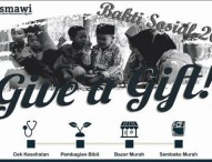 Baksos 2017 Give a Gift Forsmawi