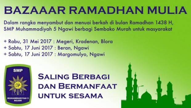 Bazar Ramadhan Mulia