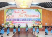 TK Aisyiyah Bustanul Athfal 1 Ngawi Berikan Panggung Pengembangan Diri dan Keberanian