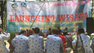 Photo of Cunthang Resmi Sebagai River Tubing Pertama di Ngawi