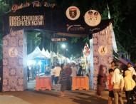 100 Stand Meriahkan Ngawi Student Fair 2017