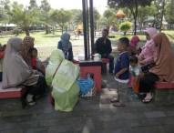 UKM Ngawi Rekatkan Silaturrohim dan Koordinasi di Alun – Alun Ngawi