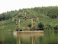Taman Bambu Air Waduk Sangiran