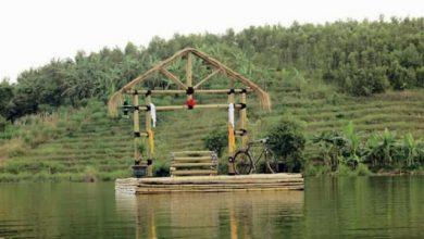 Photo of Taman Bambu Air Waduk Sangiran