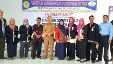 Photo of TIM Asesor BAN-PT Lakukan Visitasi Akreditasi Program Studi STKIP Modern Ngawi