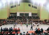 Tim Bank Jatim Berhasil Juarai Voli Bupati Ngawi Cup 2017