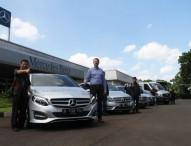 Lebaran Rescue 2017 Mercedes-Benz Dukung Kenyamanan Pemudik