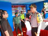 473 Personel dan 40 Pos Disiapkan Polres Ngawi Lancarkan Lebaran