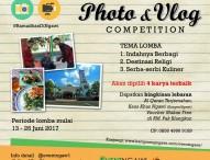 Photo and Vlog Competition #RamadhanDiNgawi