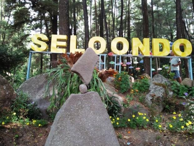 Wisata Bumi Perkemahan Selo Ondo