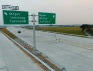 Beberapa Foto Jalur Tol Solo-Ngawi
