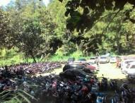 Pengunjung Wisata Selo Ondo Membludak