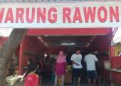 Warung Rawon Mak Nyak Ngawi