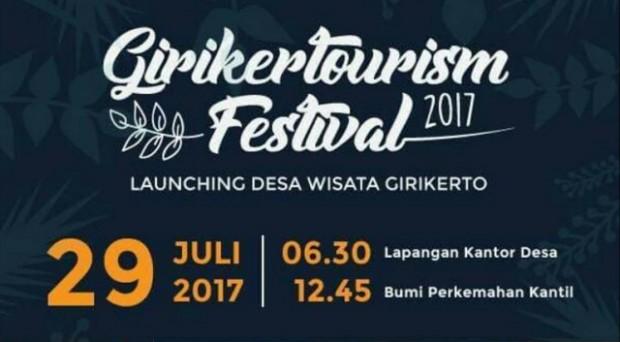 Girikerto Tourism Festival 2017