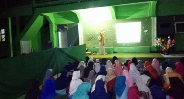 MPLPP Darul Quran Beran Bersama Hanifah Hikmawati