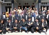 Mahasiswa KKN dari UMM Menyapa Warga Desa Talang