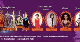 Ngawi Batik Fashion 2017