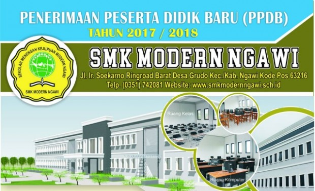 SMK Modern Ngawi Gratiskan SPP Untuk Siswa Hafidz Quran dan Dhuafa