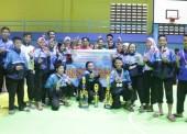 PSHT Ngawi Bawa Pulang Juara Umum di Kejurnas Pencak Silat Airlangga Cup V