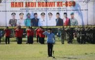 Upacara Hari Jadi Ngawi ke-659
