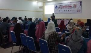 58 Guru Ikuti Workshop Menulis Satu Guru Satu Buku