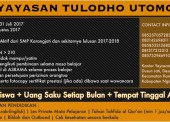 Yayasan Tulodho Utomo Siapkan Pembelajaran Terpadu