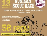Kuniran Scout Race 2017