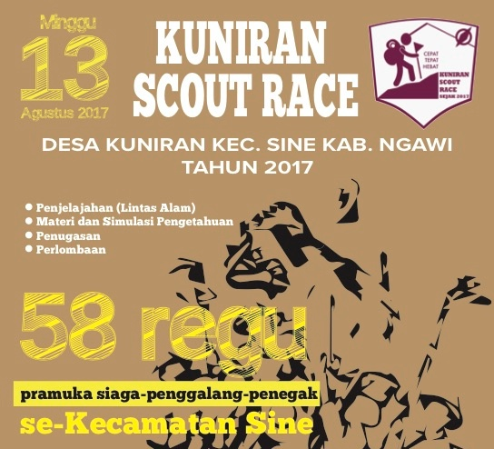 event-kuniran-scout-race-2017