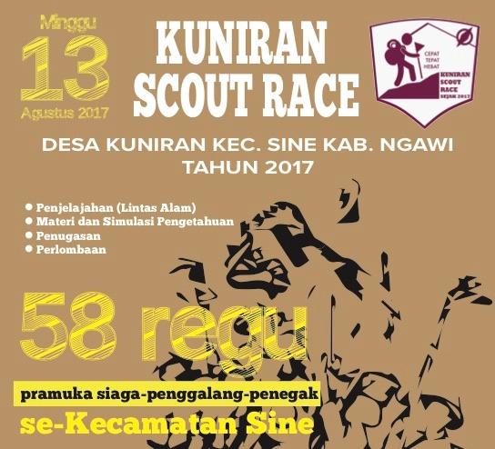 event-kuniran-scout-race-2017